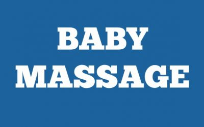 How to massage your baby & 10 reasons why it's so good to do